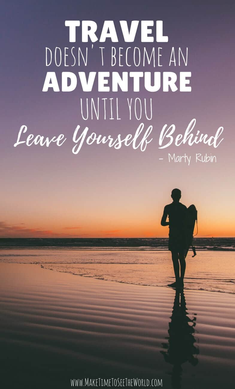 Quotes about travelling - travelling solo - sense of wanderlust