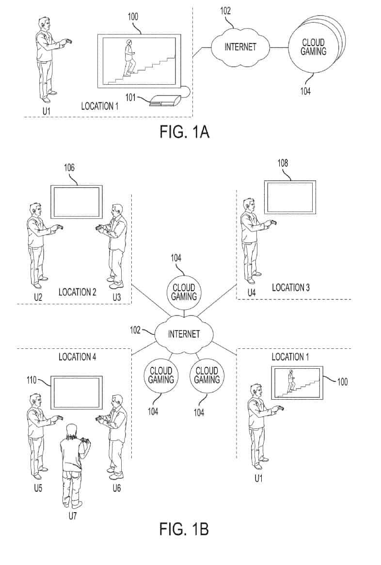 Sony patente PS5