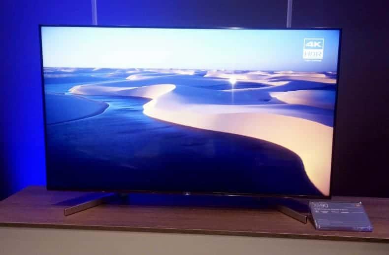 Televisor Sony XF9005 2018