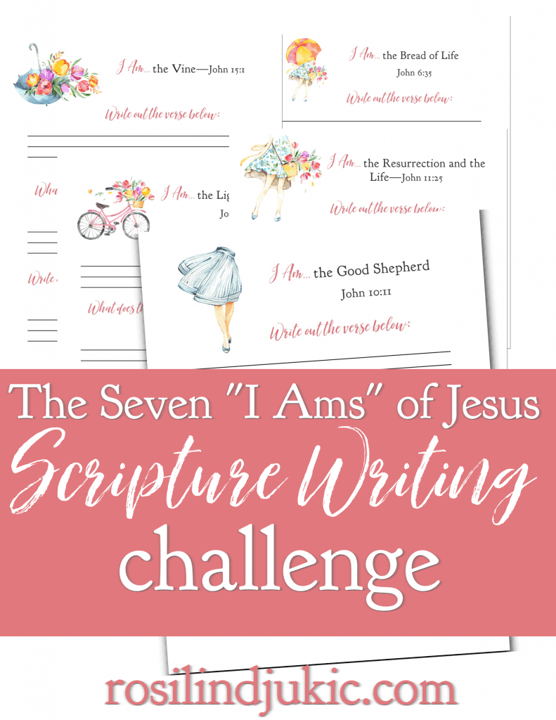 The Seven I Ams of Jesus