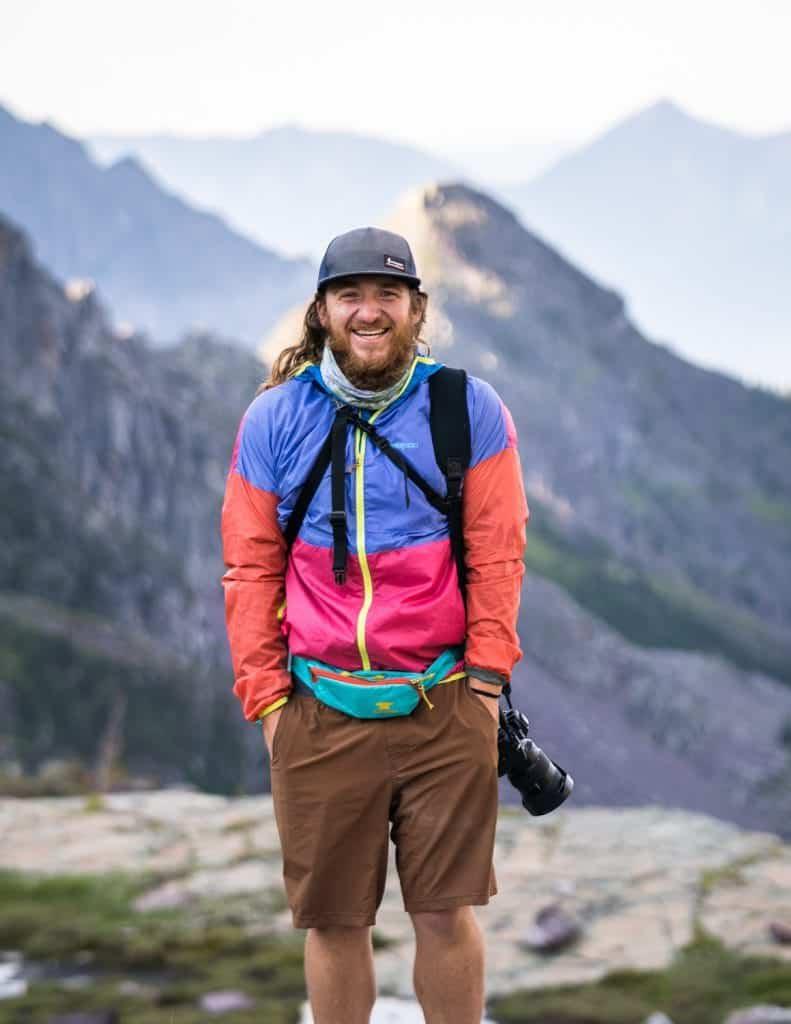 Colorado Adventure Elopement Photographer