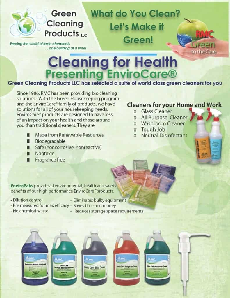 Enviro Care Eco Friendly Products