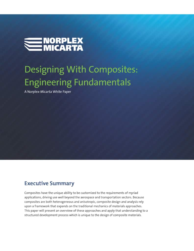 Designing with Composites Cover Page