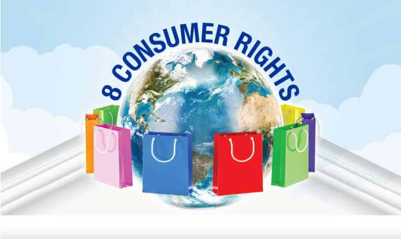 8 Consumer Rights Graphic with Shopping Bags - Martin, Harding & Mazzotti 1800law1010