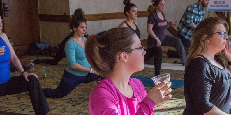 Yoga of Brewing