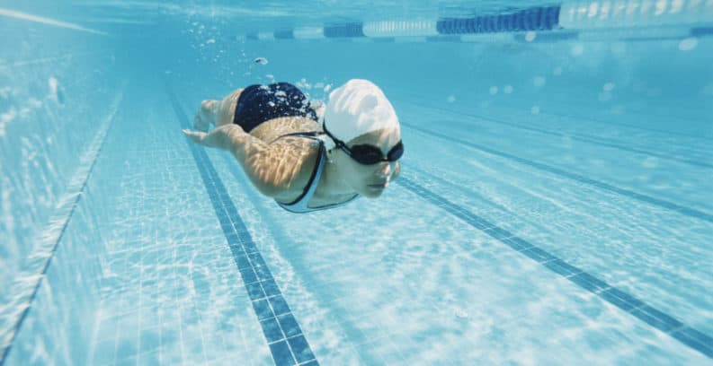 5 Surprising Health Benefits of Swimming