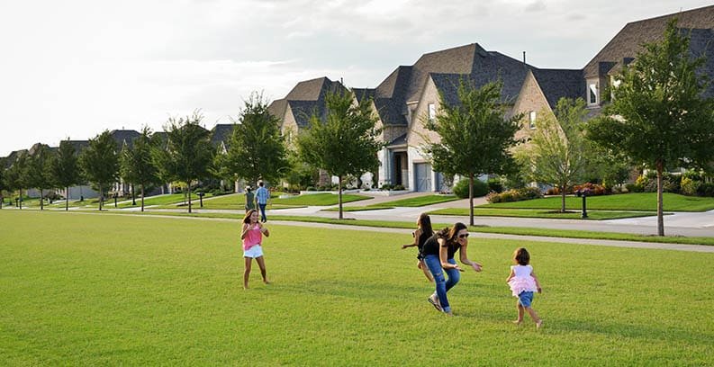 Master Planned Community Dallas