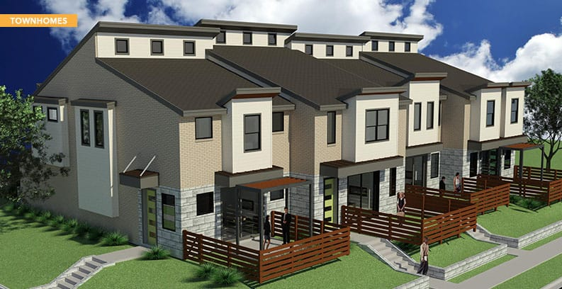 Grenadier Townhomes
