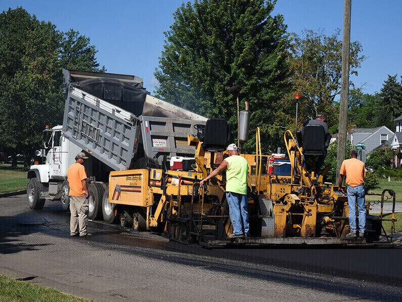 Asphalt Paving Basic Guide