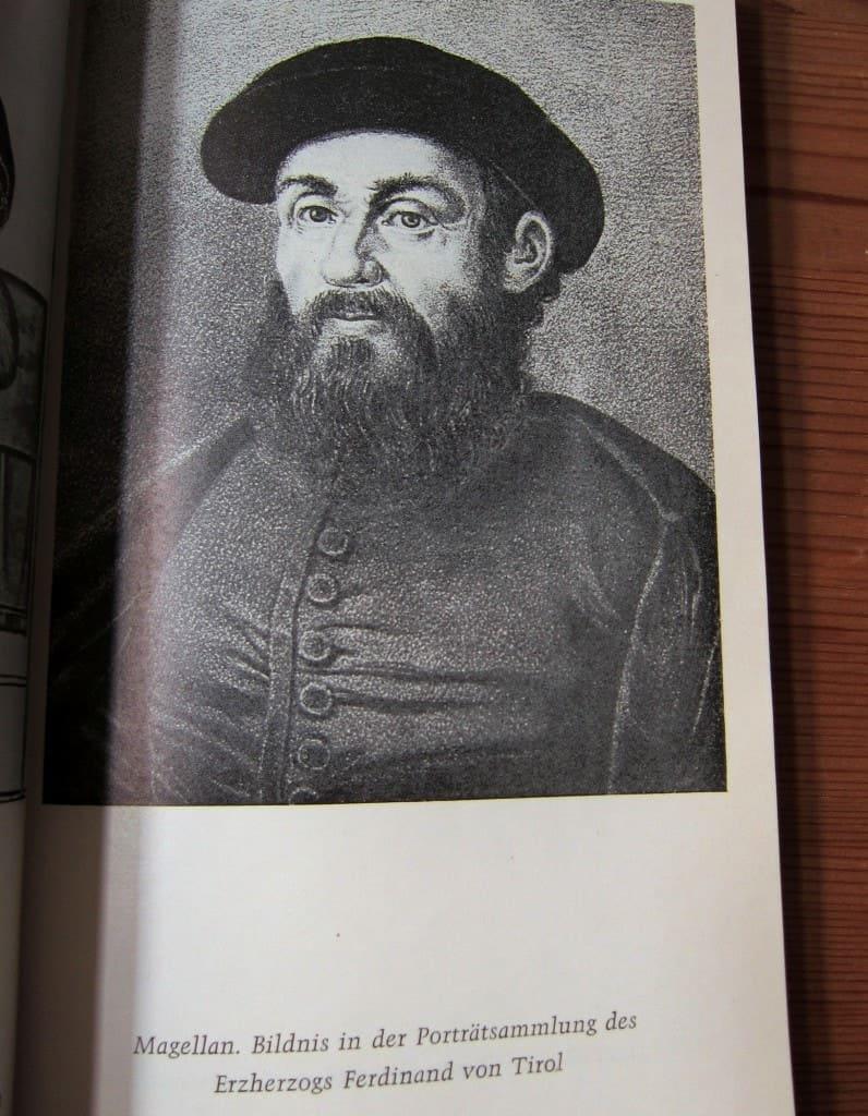 Stefan Zweig - Magellan - Porträt
