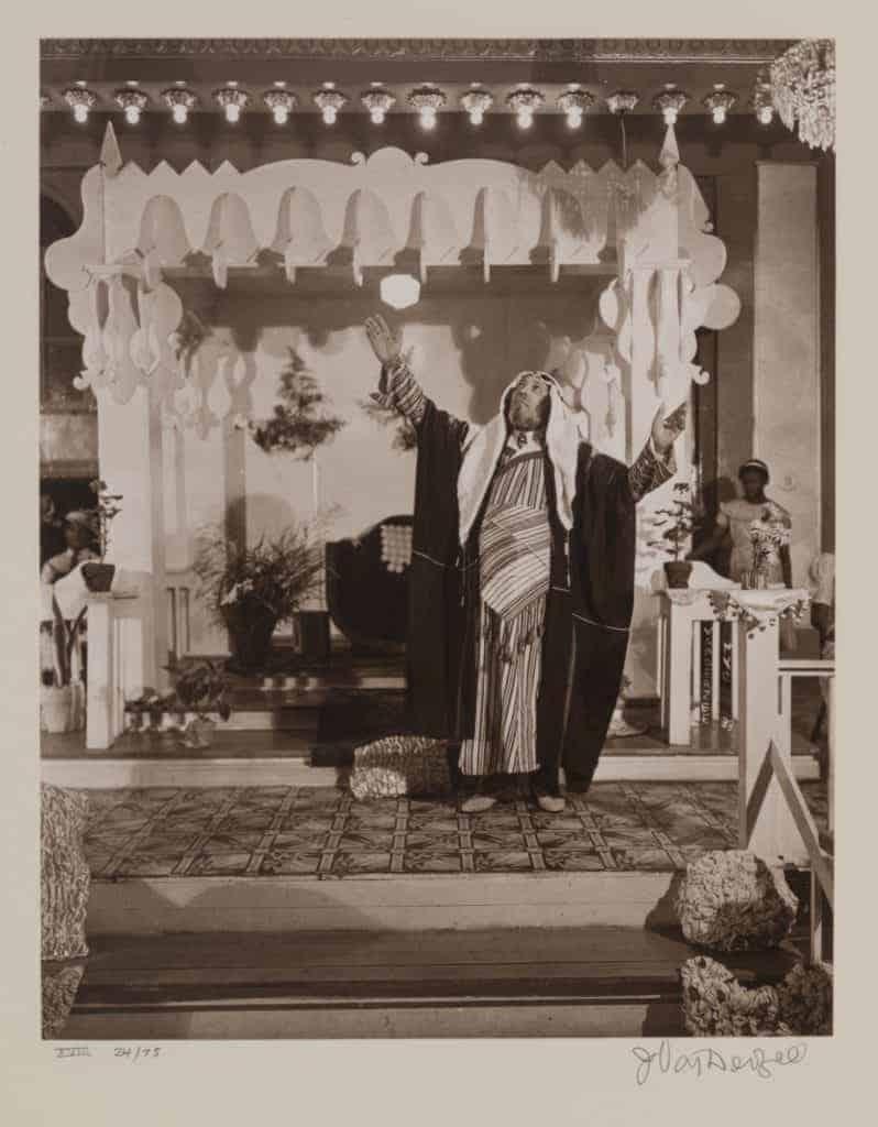James Van Der Zee - Daddy Grace - 1938