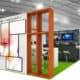 IAdea Signagelive Infocomm 2016 Booth
