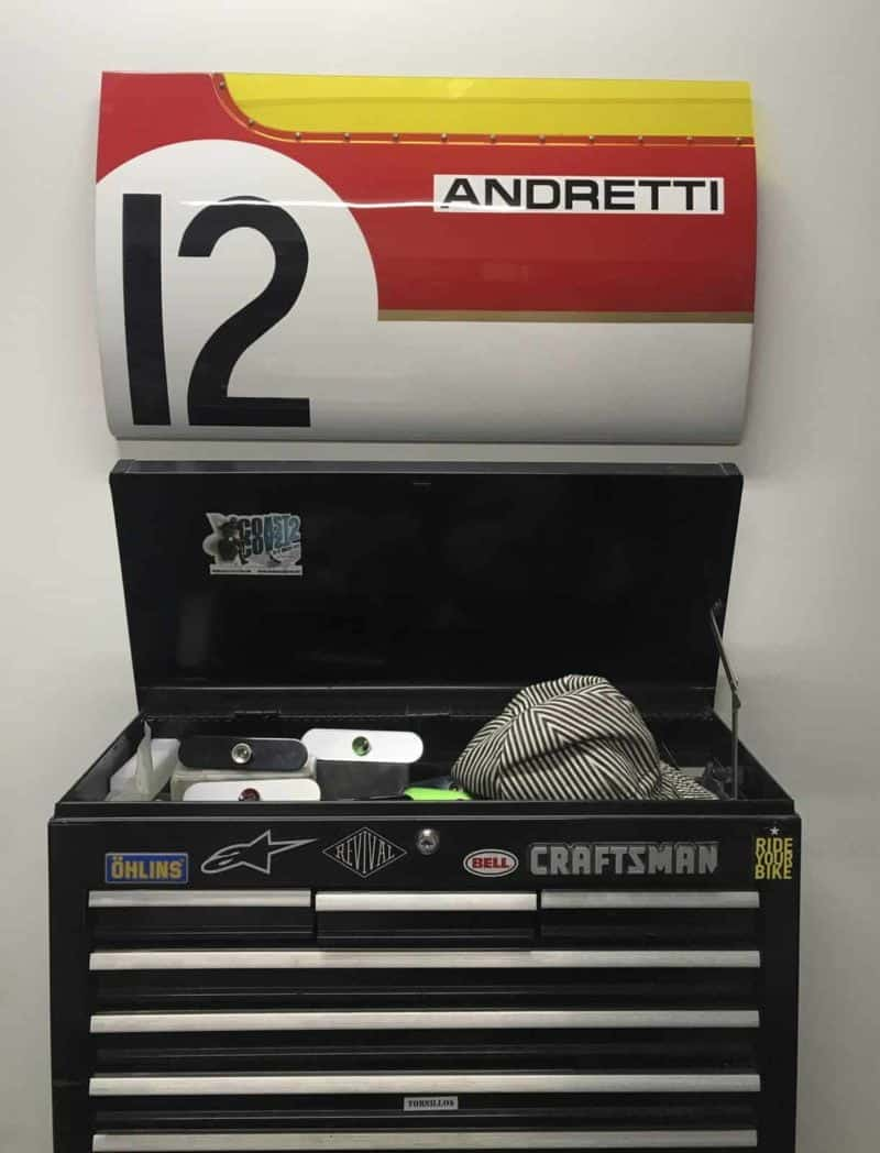 Mario Andretti First F1 Race