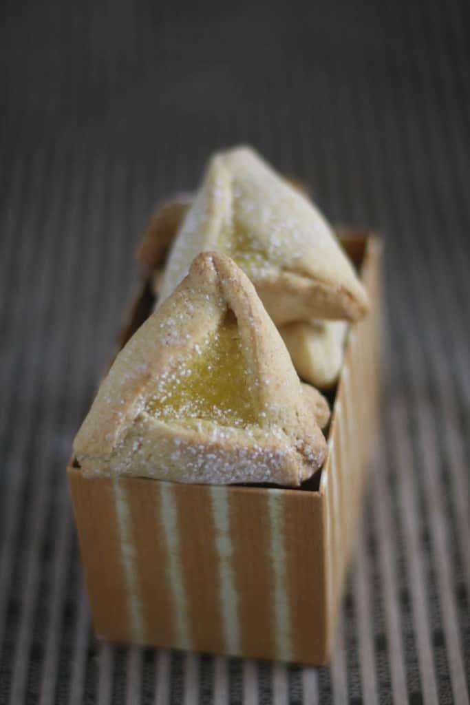 Lemon Hamantaschen