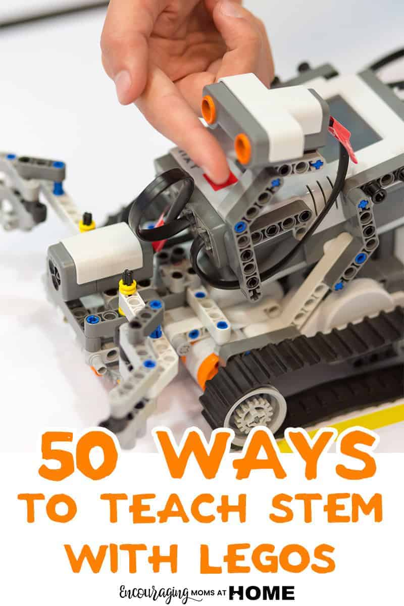 Teach Stem With Lego Learning 50 Activities Free Printables Games And More