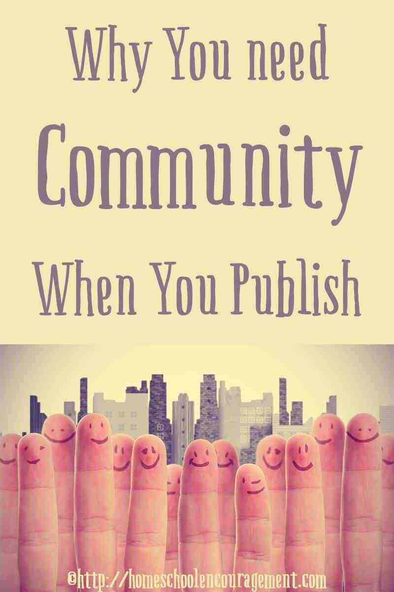 Community is important.  Espcially for a writer.  Take a look at our reasons why you need community before and after you publish your book.
