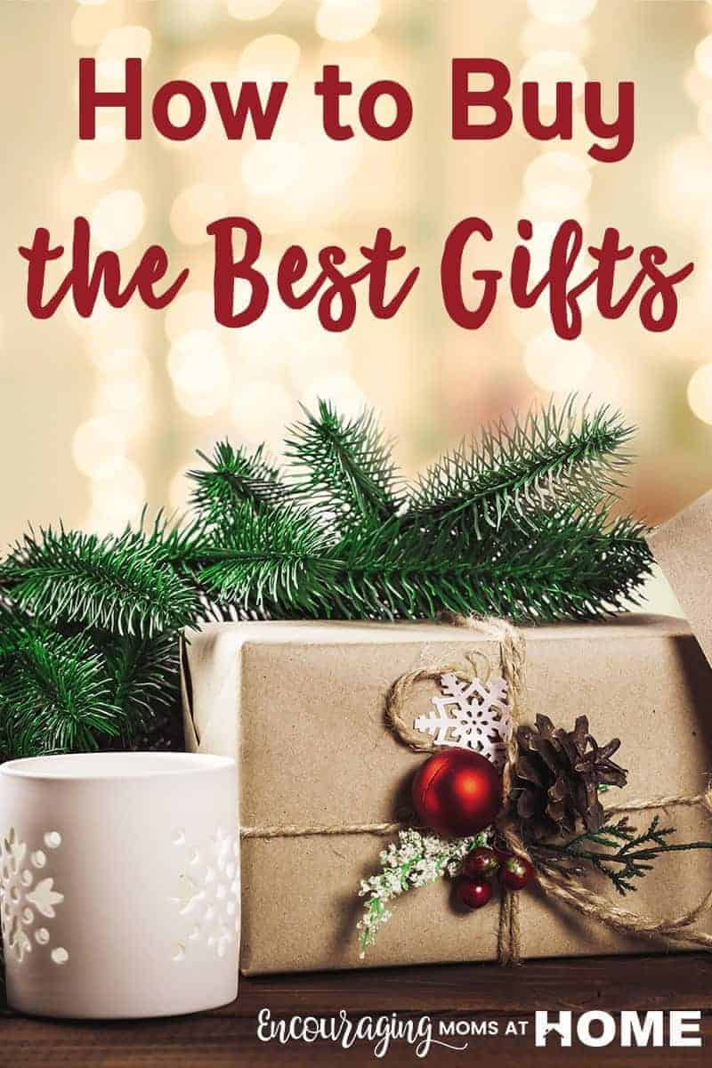 How to buy the best gifts ever - plus gift guides for every age and stage and everyone on your list. New gift guides added often!