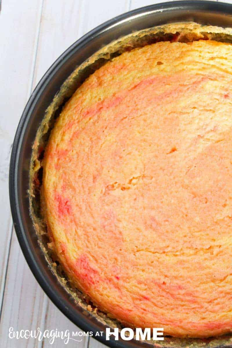 Instant Pot Red Hots Cheesecake-14
