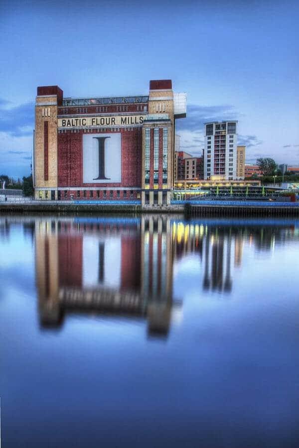 England Rivers: River Tyne photo