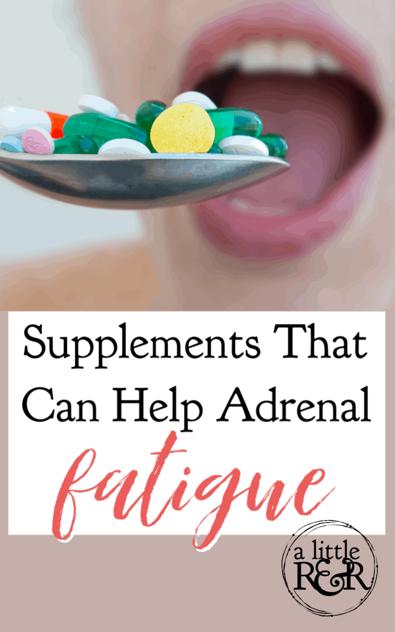 Supplements are essential to helping your body heal from adrenal fatigue. Here is a list of supplements I have taken and that are recommended for recovery. #alittlerandr #adrenalfatigue #vitamins #chronicfatigue