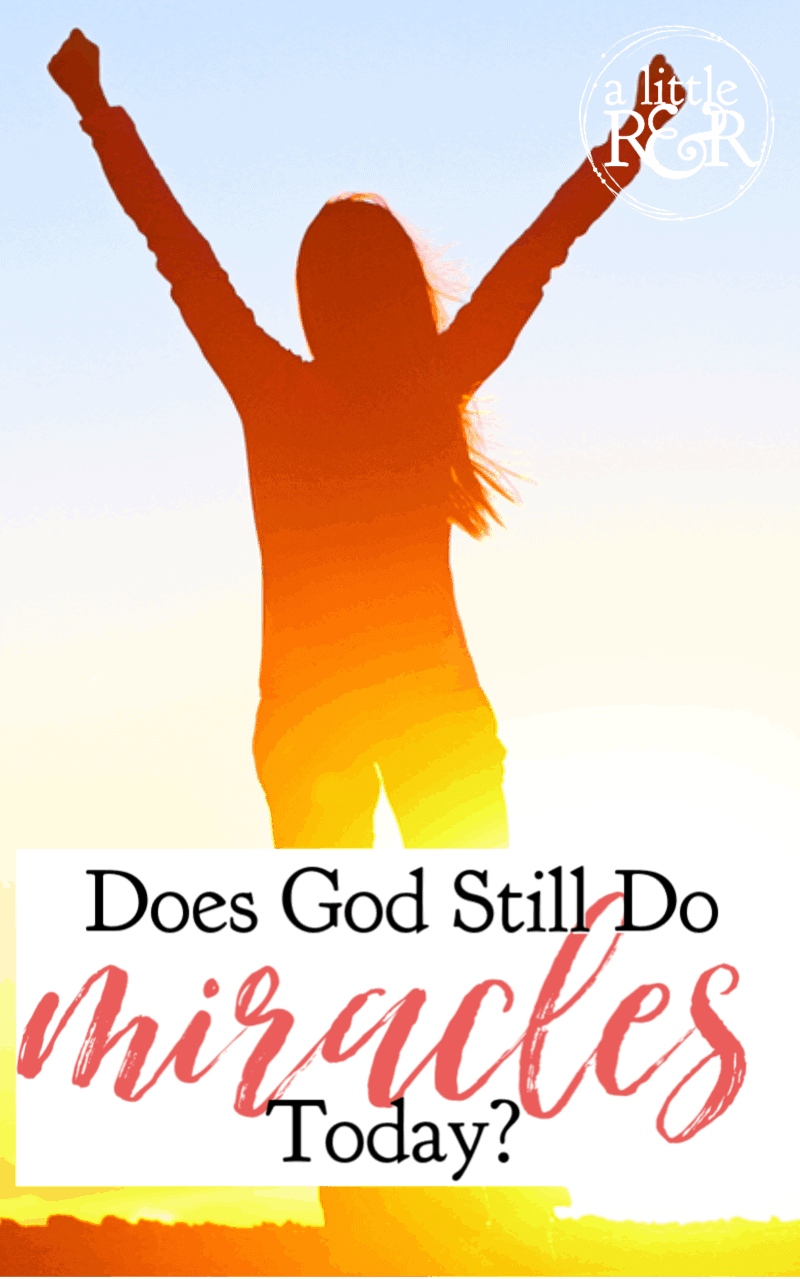 While evangelical Christianity is divided on this question it is one that demands a clear answer. Does God still do miracles today and why? #alittlerandr #miracles #OnlineBibleStudy