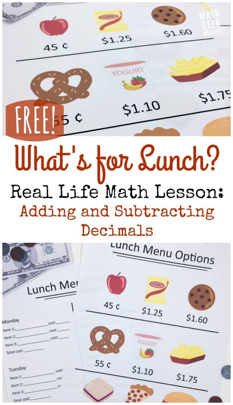 Lunch-Menu-Lesson-PIN