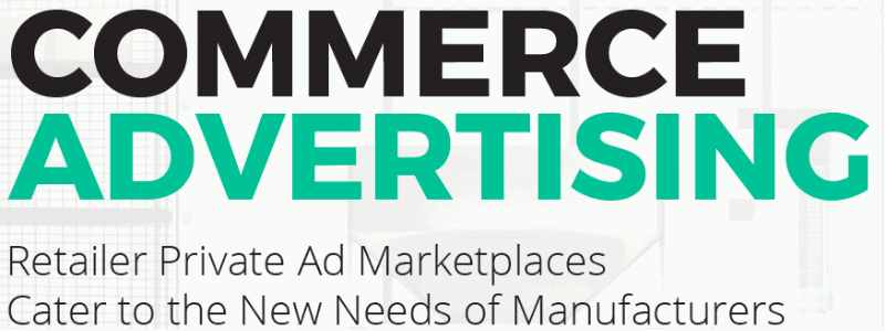 value of commerce advertising