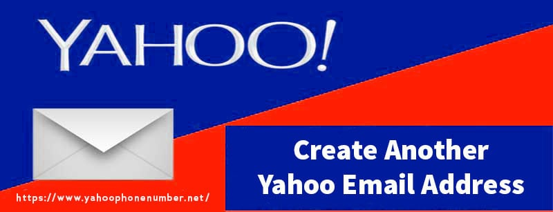 How To Create Another Yahoo Email Address