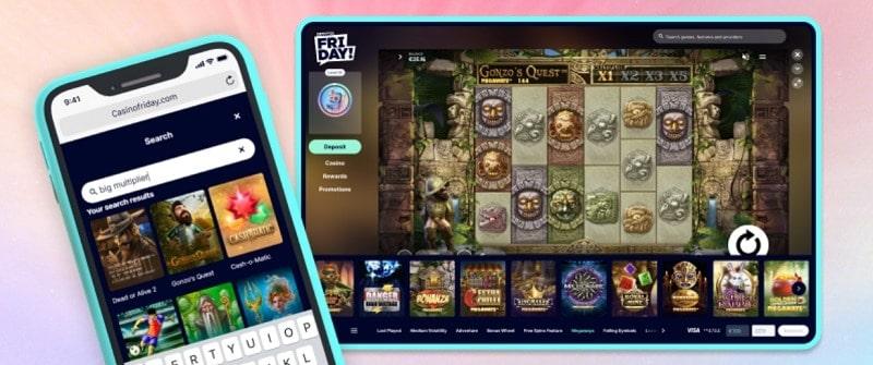 Casino Friday Online Games