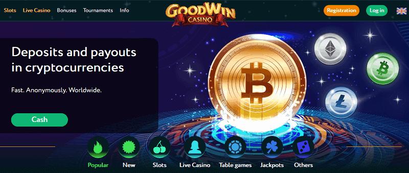 GoodWin Crypto Casino