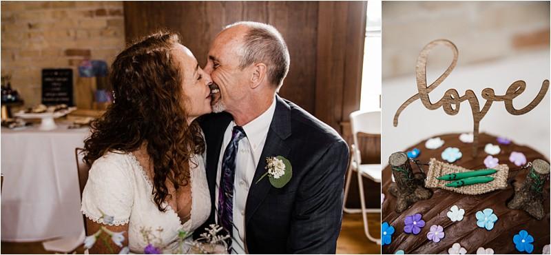 just say I do, wedding kiss, wedding, social distancing wedding,