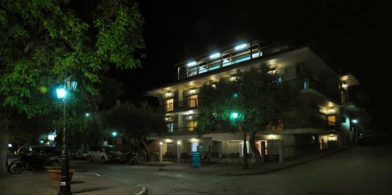 Kokkos Brothers Apartments Kallithea Halkidiki