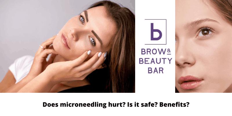 benefits of microneedling