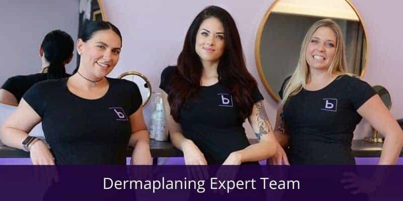 Dermaplaning experts in Delaware
