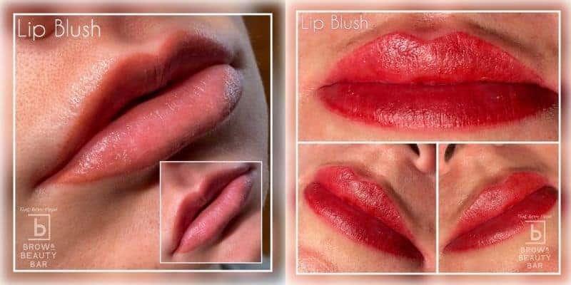 Lip blush in Delaware