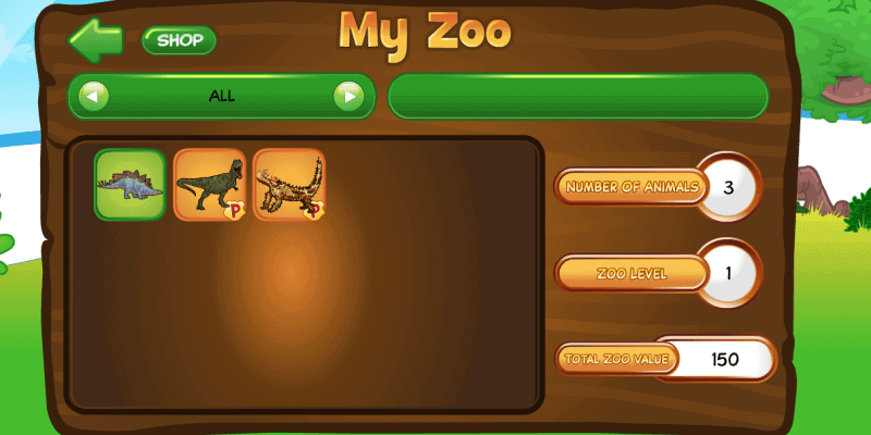 Zoo Whiz Screen Shot