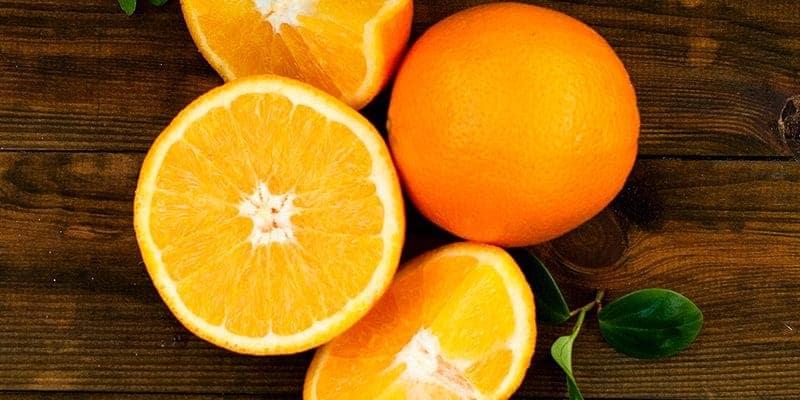 Essential Oils recipe - DIY Orange Oil Cleaner for wood.