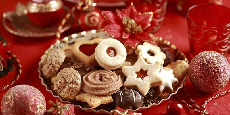 Christmas Cookbooks for a variety of cookies