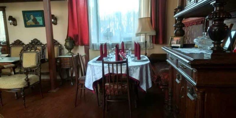 Популярный ресторан в Перловке: Дача Косенковых