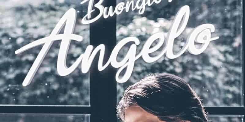Cover reveal Buongiorno Angelo