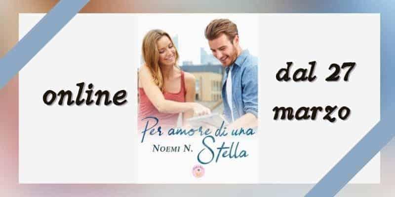Per amore di una stella Noemi N. Blueberry Edizioni