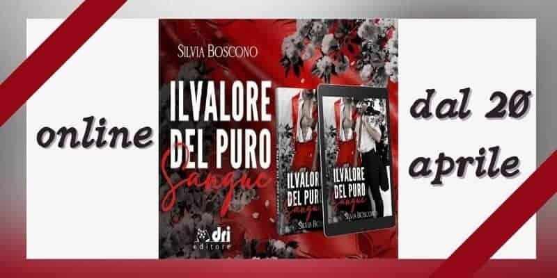 Il valore del puro sangue di Silvia Boscono Dri Editore