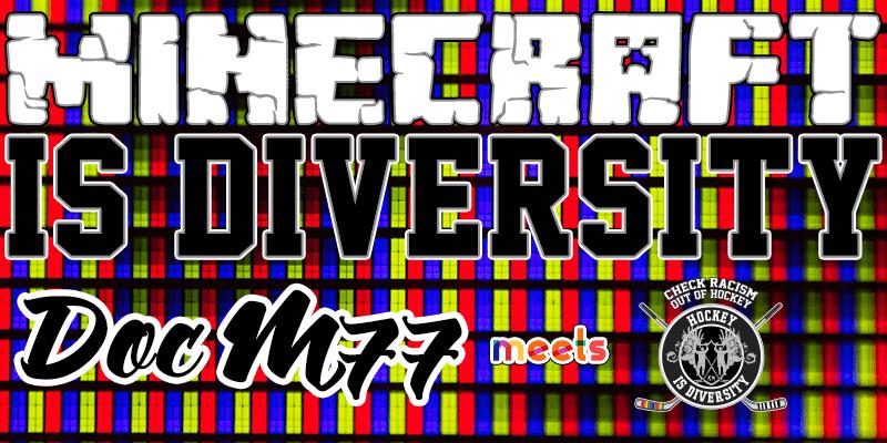 Minecraft is Diversity