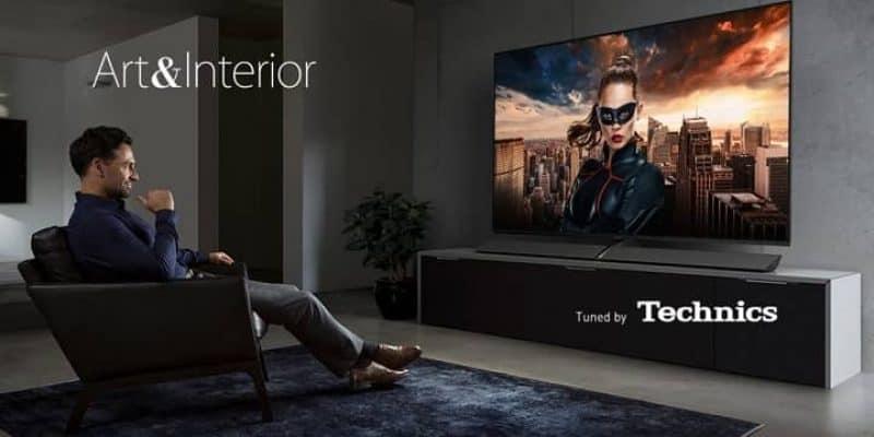 Nuevos televisores Panasonic 2017