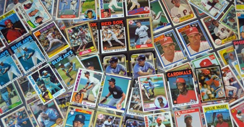 How to Maintain Your Baseball Card Collection in Good Condition