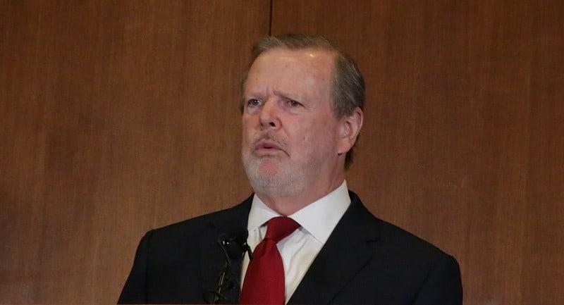 Fiesta de Phil Berger, líder del Senado de Carolina del Norte