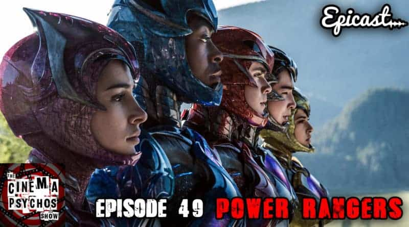power rangers featured
