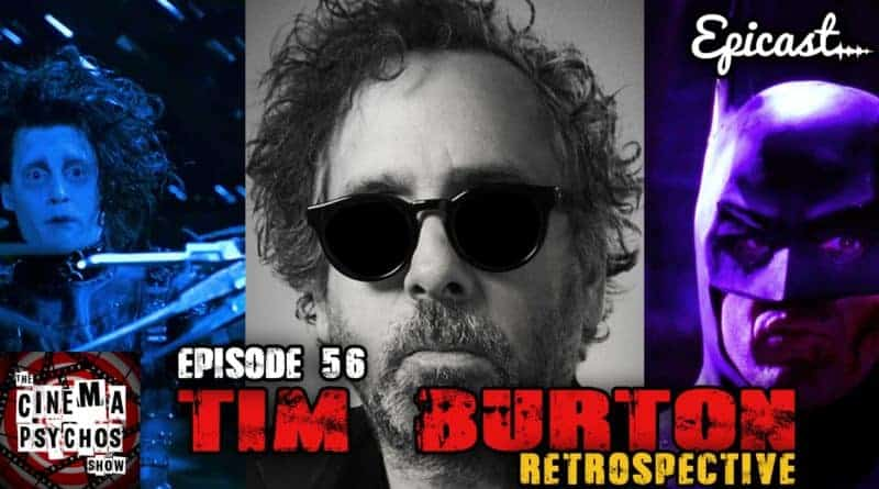 Tim Burton featured image