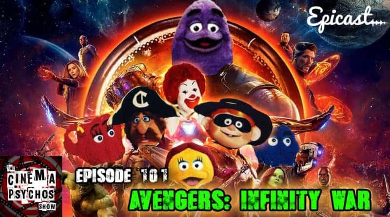 Infinity War Avengers