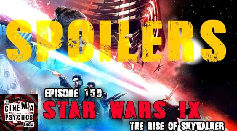 Star Wars: The Rise of Skywalker – Episode 159